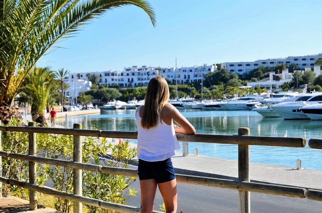 Port de Majorque tourisme